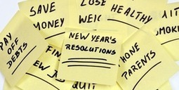 The Dark Side of New Year's Resolutions | Psychology Tools for Self-Development | Scoop.it