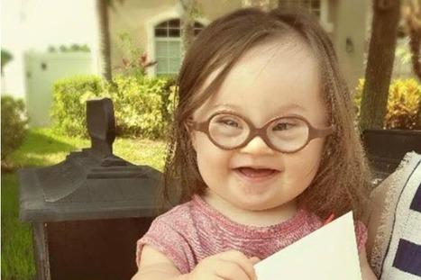 Lettera di una mamma al medico che le consigliò di abortire una figlia Down | Il mondo che vorrei | Scoop.it