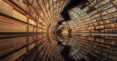 Settle Into 10 of the Most Beautiful Libraries on Earth | innovative libraries | Scoop.it