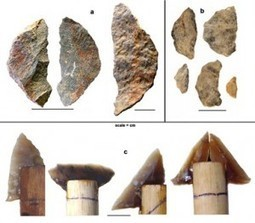 Africa's Homo sapiens were the first techies - Asian Correspondent | shubush augment | Scoop.it