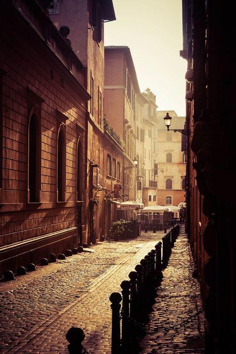 Sidestreets of Rome bySean Voskamp | My Photo | Scoop.it