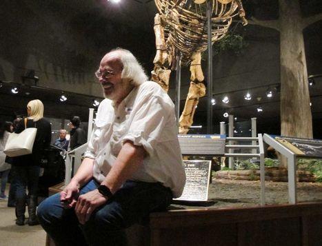 Célebre paleontólogo se retira de museo en Montana   Educación y Museos   Scoop.it