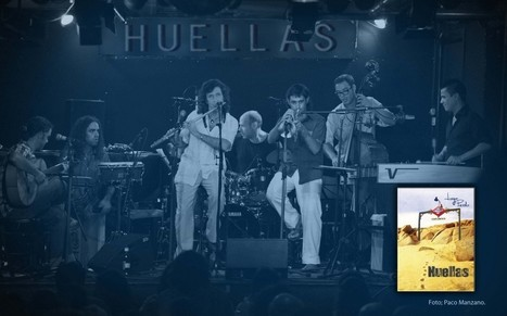 Huellas | Jorge Pardo - Nuevo disco 2012 | Actualitat Jazz | Scoop.it