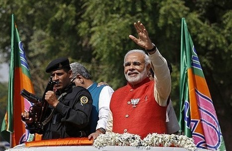 Indian Foreign Policy Under #NarendraModi - By Sudha Ramachandran | Election Watch: Indian General Election 2014 | Scoop.it