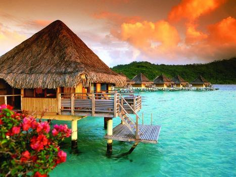Cheap Airline Tickets to Tahiti (PPT), Tahiti - H & S Travel | plan well for the tour | Scoop.it