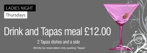 Best Tapas Menu Restaurant in Nottingham - Oscar's Lounge & Restaurant | Food & Drink | Scoop.it