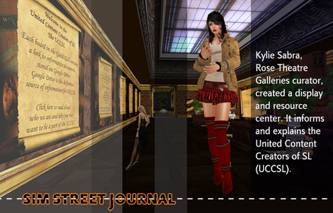 Digital Property Rights in Second Life..   Second Life Freebies   Scoop.it