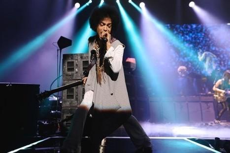 On y était : Prince au Zénith de Paris - les Inrocks | Bruce Springsteen | Scoop.it