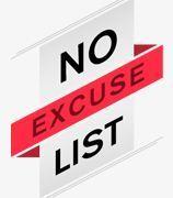 No Excuse List | technologies | Scoop.it