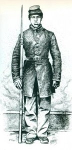 Cathay Williams, AKA William Cathay, American Civil War soldier - Amazing Women In History | Diverse Books and Media | Scoop.it