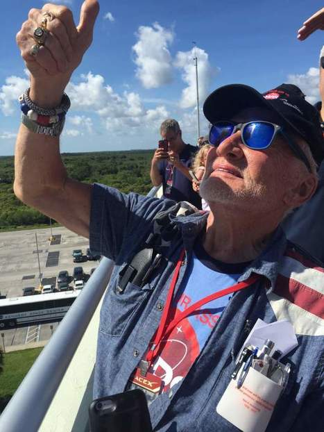 Buzz Aldrin: SpaceX Failure Shows We Need More Commercial Space Travel—Not Less | The NewSpace Daily | Scoop.it