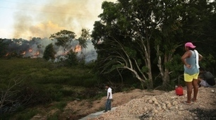 Dry Amazon could see record fire season   Confidences Canopéennes   Scoop.it