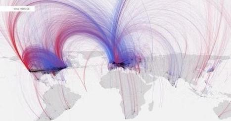 This animation distils hundreds of years of culture into just five minutes | TechNoiz | Scoop.it