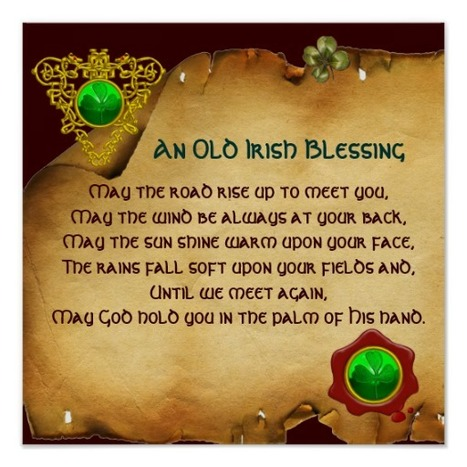 An Irish Blessing - Prayers and Promises | Prayer | Scoop.it