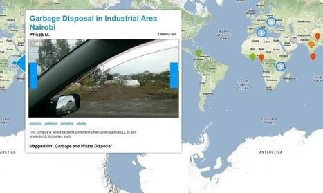 We need youth to help us map your environment | Business as an Agent of World Benefit | Scoop.it