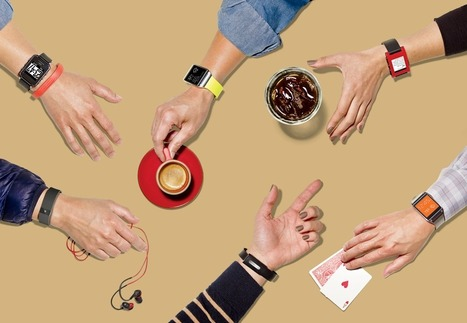 Why Wearable Tech Will Be as Big as the #Smartphone!? | Explore Talent | Scoop.it