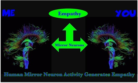 What You've Got to Know About Mirror Neurons, Audiences, and Empathy | Social Media, Memetics, and Cognitve Science | Scoop.it