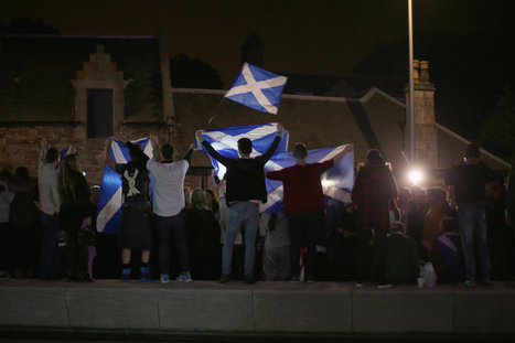 "Scotland votes ""no"" on independence, will remain in the UK 