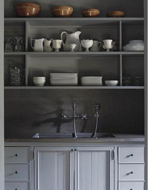 Choisir des meubles gris pour la cuisine. | Ma décoration d'intérieur | Scoop.it