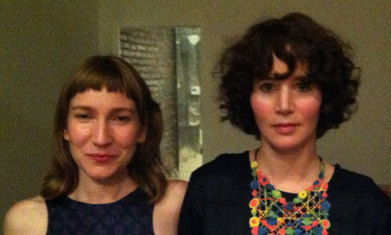 Writers Sheila Heti and Miranda July on their special relationship | Project Fellowship | Scoop.it