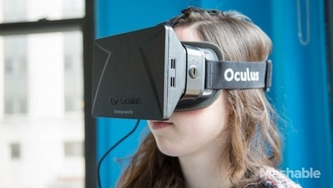 What Facebook Might Look Like Using Oculus Rift - Video | edvberatung | Scoop.it
