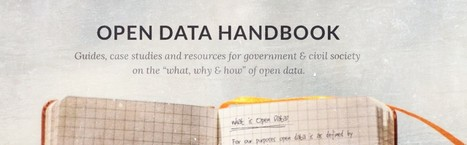 Announcing the new open data handbook | Open Knowledge Blog | Library & Information Science | Scoop.it