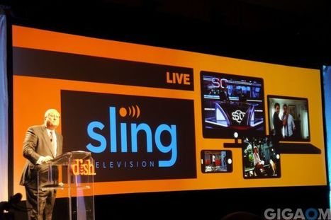Cord Cutters: A first look at Sling TV | ConnectedTV | Scoop.it