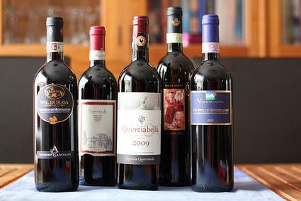 A la découverte des vins Italiens de Toscane   Ma p'tite cuisine   accord mets vins   Scoop.it