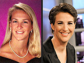 Policing Female Masculinity: Much Ado About Rachel Maddow's Yearbook Photo! | Photography and society | Scoop.it