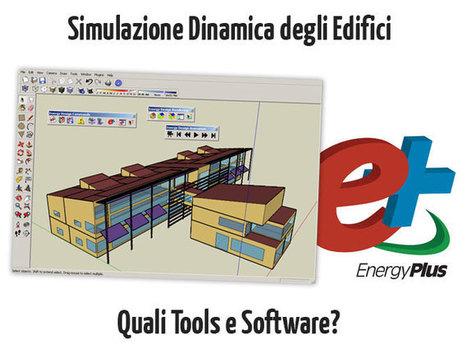 Quali Software per la Simulazione Dinamica degli Edifici? | Edifici a Energia Quasi Zero | Scoop.it