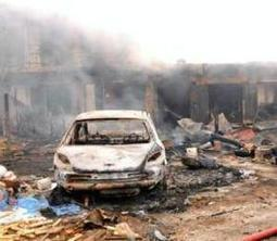 More than 40 feared dead after bomb blasts in Gombe, NE Nigeria | Terrorism | Scoop.it