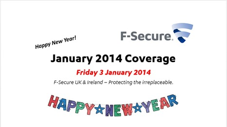 January Coverage (3rd) | F-Secure Coverage (UK) | Scoop.it