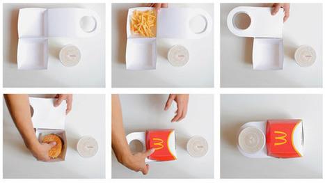 Un concept de packaging original pour le Big Mac   Communication Agroalimentaire   Scoop.it