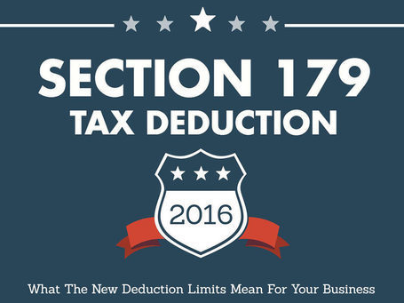 The Tax Break That all USA Small Businesses need to know about (Infographic) | Business Support | Scoop.it