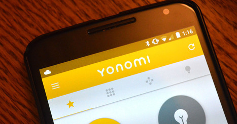 The Yonomi home automation app will convince you it's time to make your whole home smart | Smart Home | Scoop.it