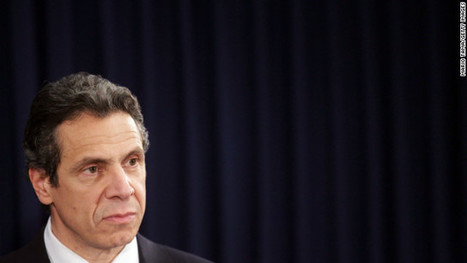 Cuomo calls for cooling off period | fun stuff | Scoop.it