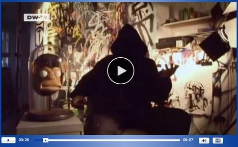 Culture Jungle - Street Art | Deutsche Welle | CulturaNews | Scoop.it