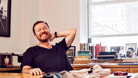 Ricky Gervais Tells A Story About How He Learned To Write | Real Estate Plus+ Daily News | Scoop.it