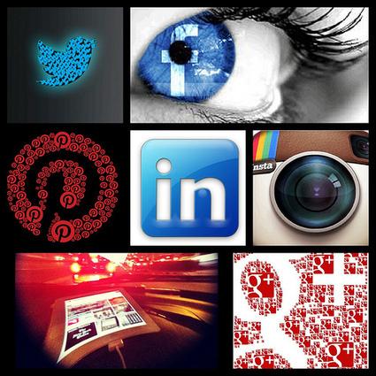 Estadounidenses gastan la cuarta parte de su tiempo en las redes sociales | Periodismo basado en las redes sociales | Scoop.it
