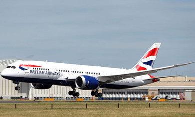 BA'S NEW DREAMLINER TAKES FIRST FLIGHT   AVIATION ARENA eDIGEST   Scoop.it