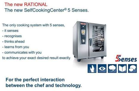 Experience the perfect interaction with HoReCa Kitchen Technology | Chef Solutions | Scoop.it