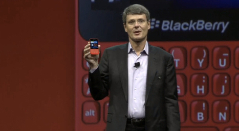 BlackBerry fires its U.S. sales chief, with more layoffs coming soon | Scott's Linkorama | Scoop.it