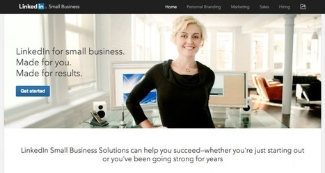 LinkedIn: Small Businesses Becoming More Astute Users of Social ... | Energy Drinks | Scoop.it