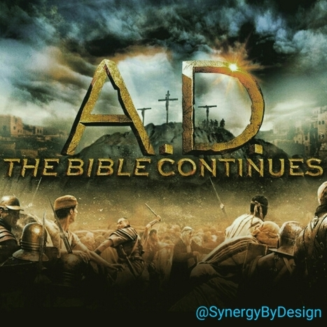 "Watch an Advanced Screening of ""AD: The Bible Continues"". 