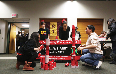 Students compete in engineering olympics - RU Daily Targum | Senior Project: Mechanical Engineering | Scoop.it