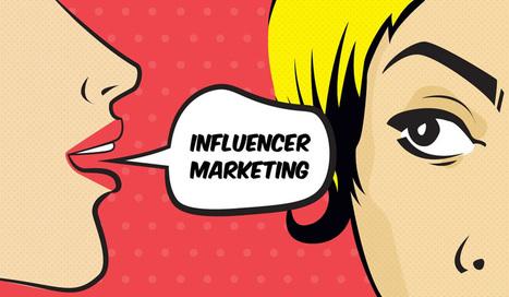 Marketing d'influence : combien gagnent vraiment les influenceurs ? | Influenceurs - Définition et stratégie | Scoop.it