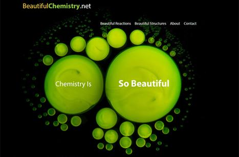 La belleza de la química - Naukas | PURA MENTE QUIMICA | Scoop.it