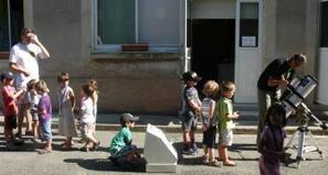 Fleurance. Leurs premiers pas en astronomie - LaDépêche.fr | radioamateurs  news | Scoop.it