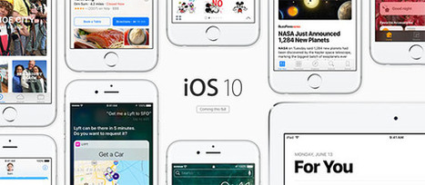 Apple Officially Releases iOS iOS 10.1 for iPhone, iPad and iPod touch | cydia | Scoop.it