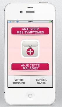 DocNow : application mobile pour analyser ses symptômes | Buzz e ... | Santé digitale | Scoop.it